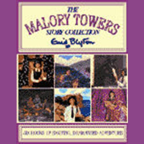 Malory Towers Collection of 6 Stories audiobook cover art