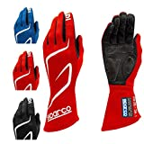 SPARCO (スパルコ) レーシンググローブ LAND RG-3.1 RED サイズ11 00130811RS 00130811RS