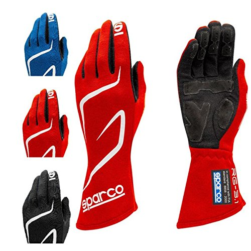Sparco 00130811RS Land Handschuhe Rg Rs-3 Tg 11, L