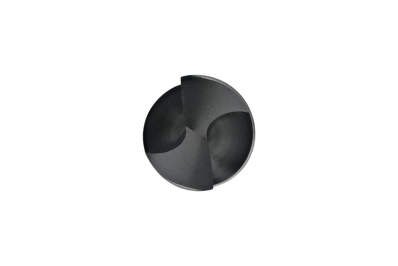 1 mm Head Diameter Cobalt High Speed Steel Dormer A1171.0 Short Stub Drill Pack of 10 6 mm Flute Length Bronze Coating
