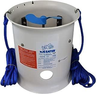 ICE EATER Powerhouse 3/4HP (100' Power Cord)…