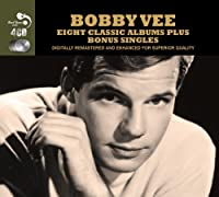 8 Classic Albums - Bobby Vee by Bobby Vee (2013-04-09)