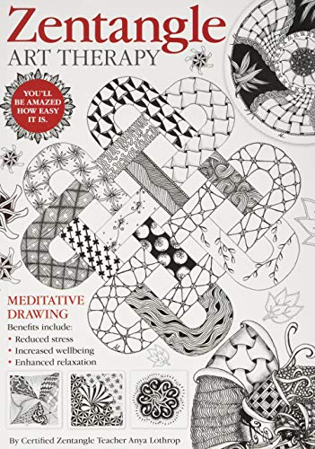 Easy You Simply Klick Zentangle Art Therapy Book Download Link On This Page And Will Be Directed To The Free Registration Form After