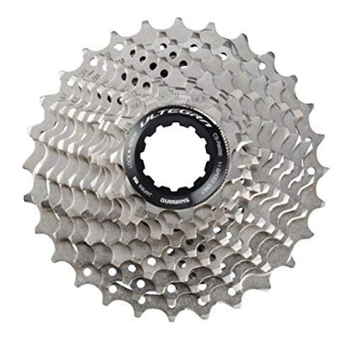 lundeng Shimanotegra CS- R8000 Bicycle Cassette 11 Speed (11-25T)