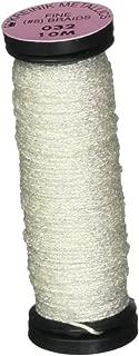 Kreinik Fine Metallic Braid #8 11yd-pearl