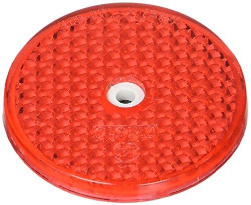 con lente in plastica HELLA 8RA 002 016-121 Catarifrangente