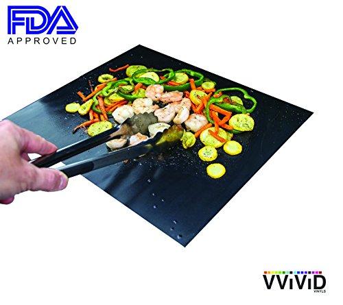 VViViD Multi-Purpose Non-Stick Teflon Over Liner Baking Sheet (25 Inches x 17 Inches)
