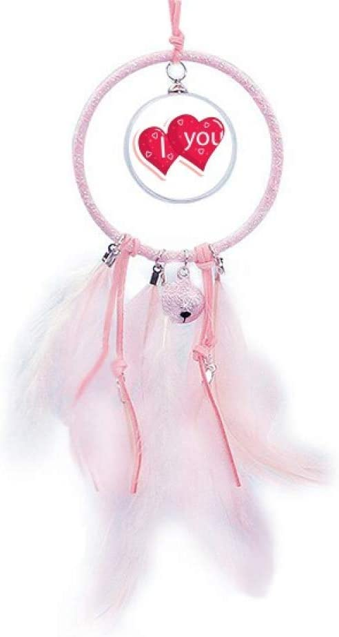 Beauty Gift Valentine's Industry No. 1 Day Double Arlington Mall Heart Smal Dream Catcher Love