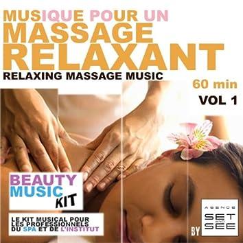 Musique pour massage relaxant, vol. 1 - Relaxing Massage Music, Vol. 1
