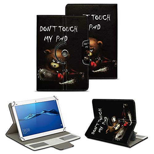 NAUC Hülle für Huawei MediaPad T2 10.0 Pro Tablet Tasche Schutzhülle Hülle Cover, Motiv:Motiv 8