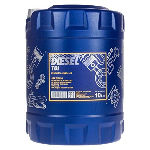 Mannol MN7909-10 Öl, Motoröl, 10 Liter