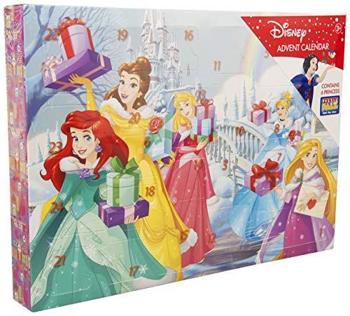 Sambro Disney Princess Adventskalender, Mehrfarbig