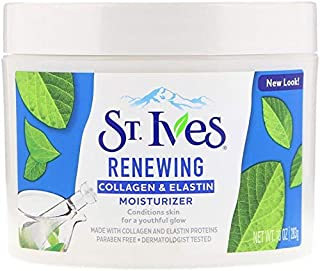 St. Ives, Renewing Collagen & Elastin Moisturizer 283 g