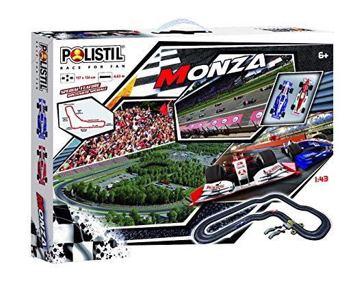 Polistil- Pista Elettrica Monza, 960703