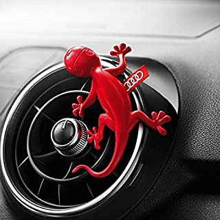 Genuine Audi Gecko Cockpit Air Freshener Red Floral fragrance