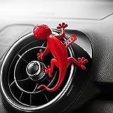 Audi ゲッコー エアフレッシュナー 純正 (レッド/フローラル) 車用芳香剤