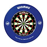 WINMAU Printed Blue Dartscheibe Surround