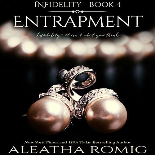 Entrapment audiobook cover art