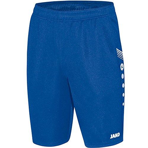 Jako Pantalon d'entraînement Pro M Bleu Roi/Blanc