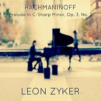 Rachmaninoff: Prelude in C-Sharp Minor, Op. 3, No. 2
