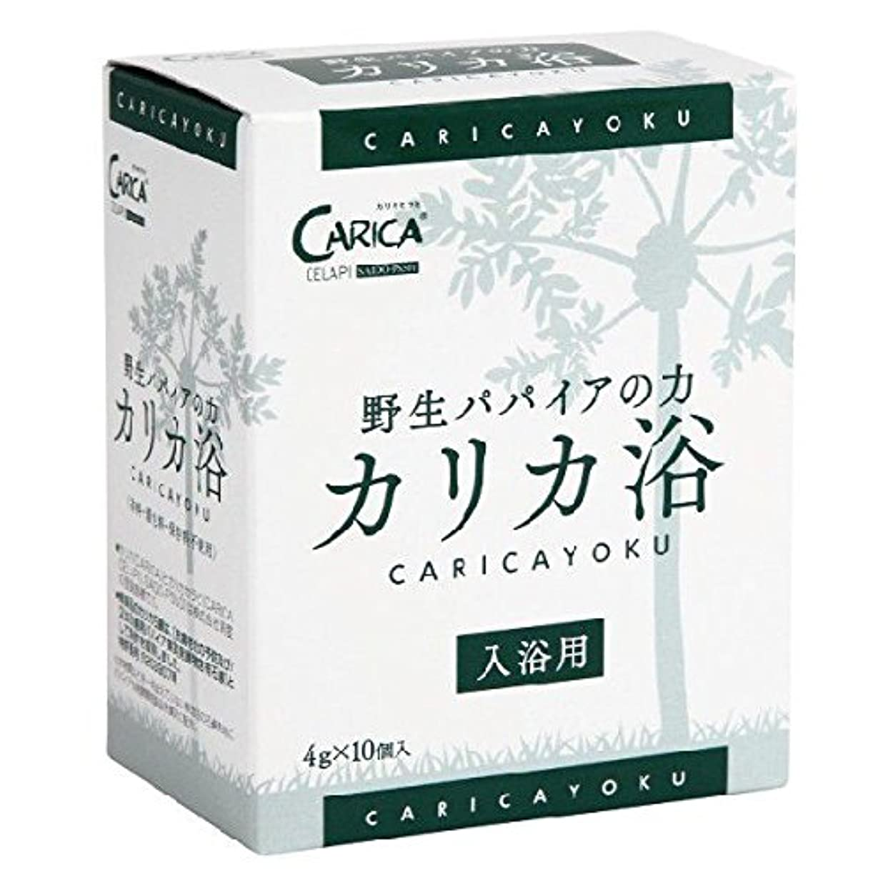 リッチ毒職業カリカ浴(4g×10包)