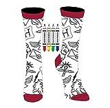 NJ Screen Prints Harry Potter Socken Design Yourself zum Bemalen mit 4 Stiften 39-42 Elbenwald