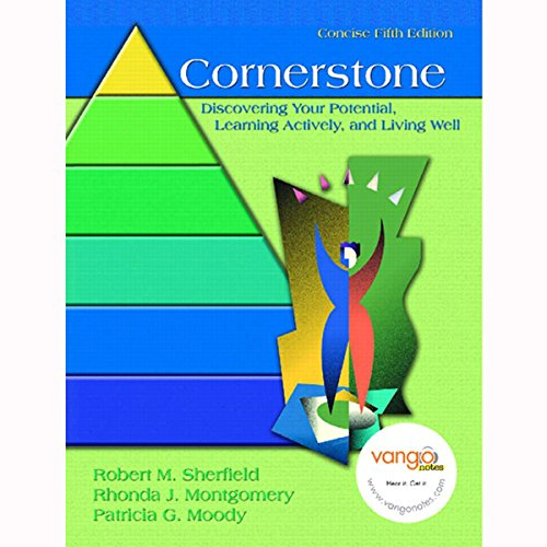VangoNotes for Cornerstone, Concise Edition, 5/e audiobook cover art