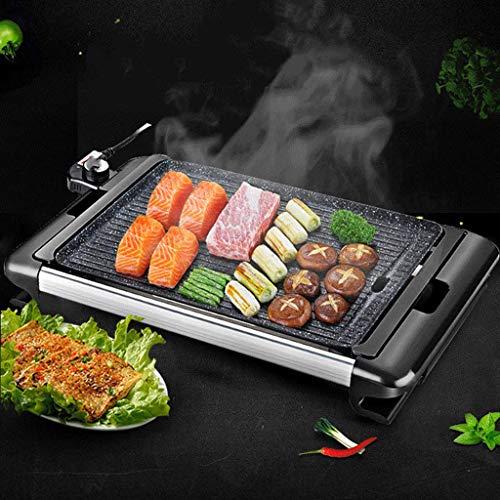 GGGGG Huishoudelijke multifunctionele barbecue schotel indoor rookvrije barbecue oven barbecue elektrische bakplaat