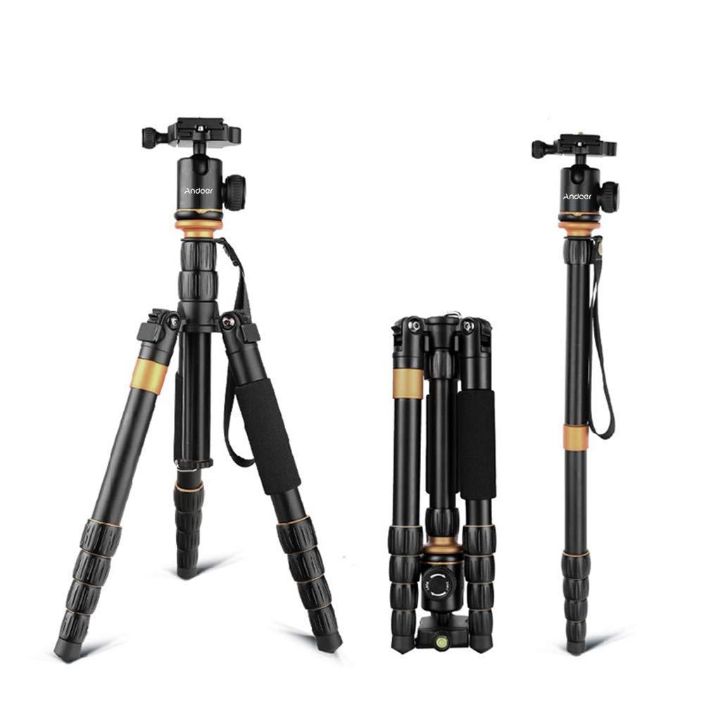 Andoer Camera Aluminum Monopod Release