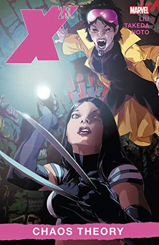 X-23 Vol. 2: Chaos Theory (X-23 (2010-2012))