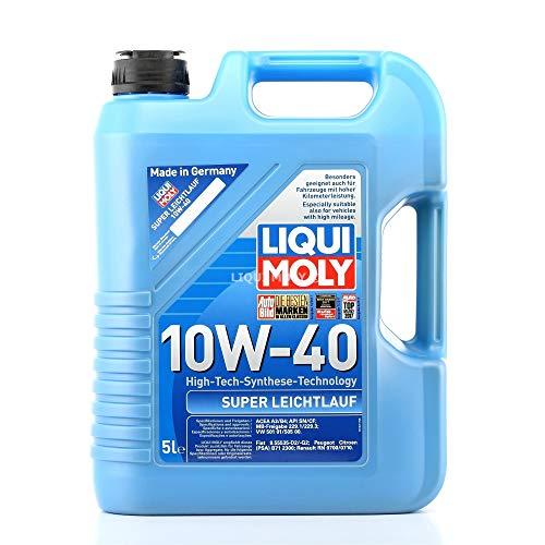 Motoröl LIQUI MOLY 10W40, 5 Liter