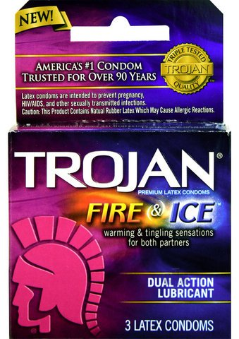 Trojan '3s Fire and Ice