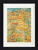 1art1 Paul Klee - Hauptweg Und Nebenwege, 1929 Gerahmtes