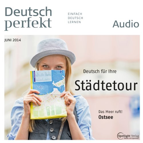 Deutsch perfekt Audio. 6/2014 Titelbild