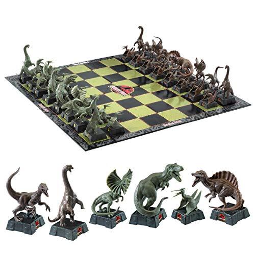 Jurassic Park Chess Set