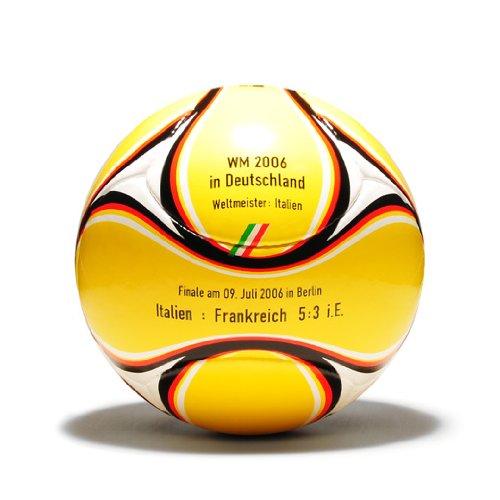 WM Fußball 2006 mit Aufdruck