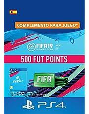 FIFA 19 Ultimate Team - 500 FIFA Points | Código de descarga PS4 - Cuenta española