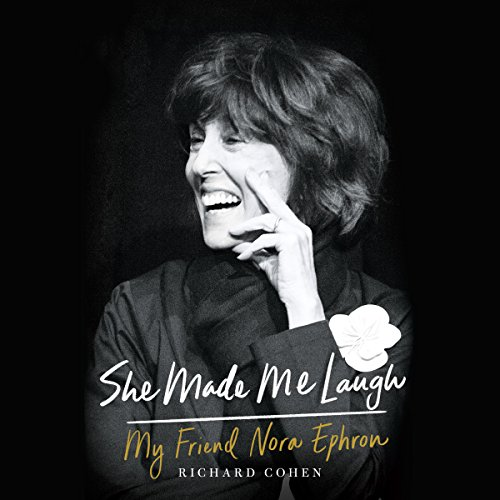 She Made Me Laugh audiobook cover art
