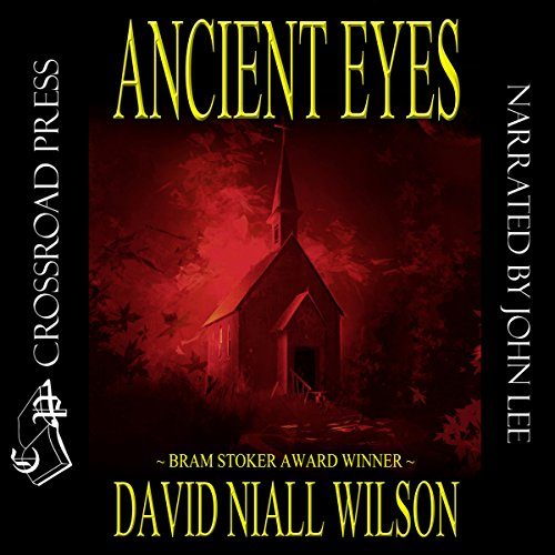 Ancient Eyes audiobook cover art