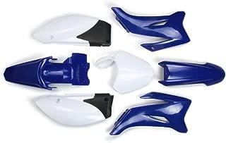 ABS Plastic Fender Fairing Body Work Kit Set For Yamaha TTR110 Dirt Pit Bike