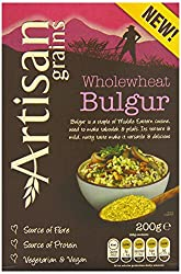 Bulgur is a staple of middle eastern cuisine Suitable for vegetarians and vegans Source of fibre Source of protein