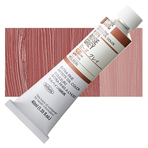 Holbein Artist Oil Colors rose grey 40 ml