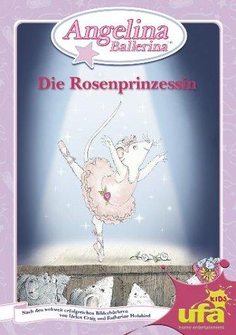 Angelina Ballerina - Die Rosenprinzessin, Folgen 01-04