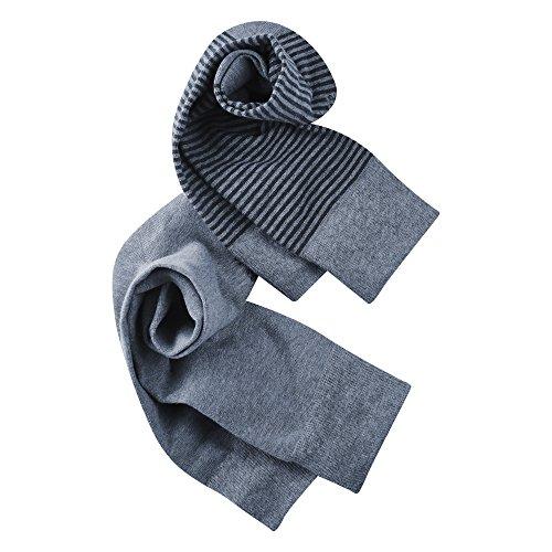 Living Crafts Socken, 2er-Pack 43-46, infinity blue/skyway melange
