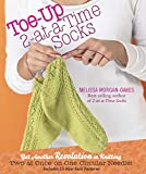 Toe-up 2-at-a-Time Socks: Yet Another Revolution in Knitting