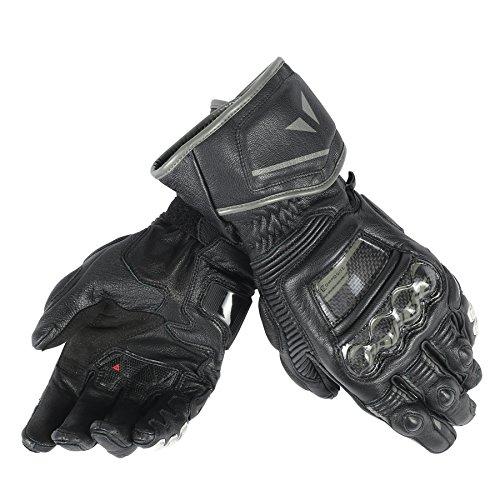 Dainese-DRUID D1 LONG Handschuhe, Schwarz/Schwarz/Schwarz, Größe L