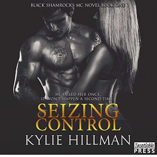 Seizing Control audiobook cover art