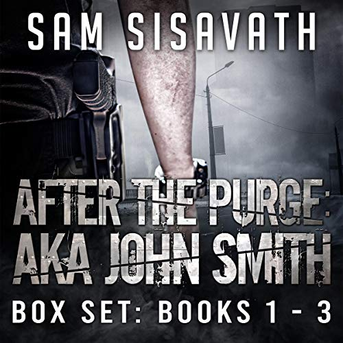After the Purge: AKA John Smith Box Set: Books 1-3 cover art