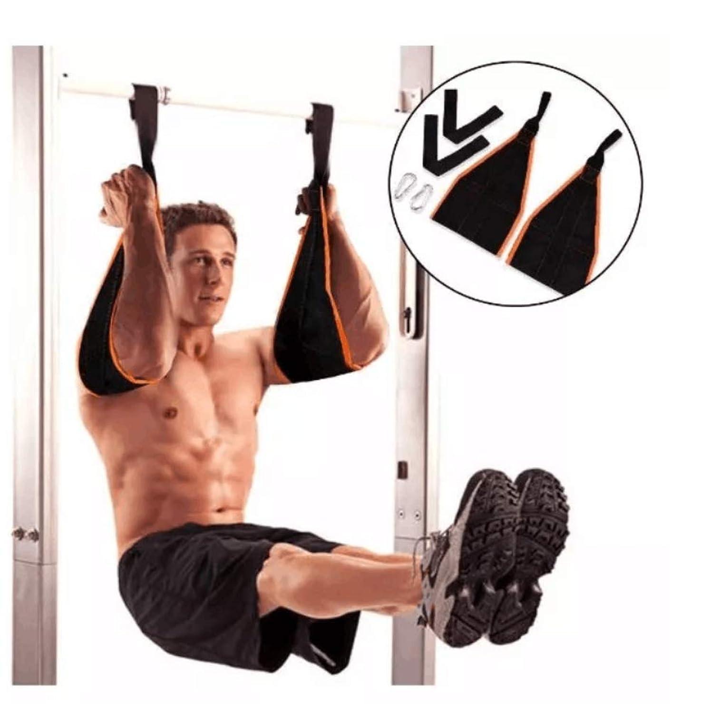 主観的抽選大胆なロープ抵抗 フィットネストレーニングに適した吊り下げフィットネストレーニングベルト腹筋補助ストラップ弾性ナイロンウェア