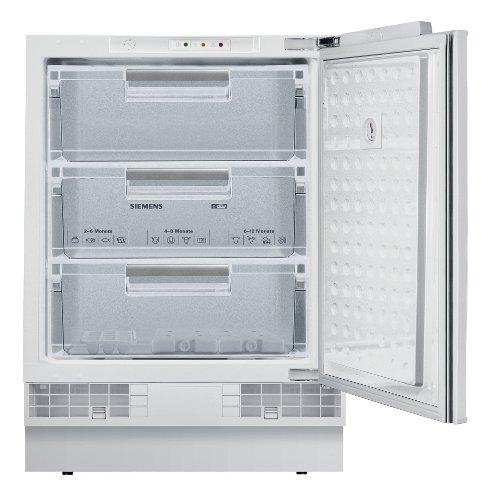 Siemens GU15DA55 iQ500 Einbau-Gefrierschrank / A+ / Gefrieren: 98 L / softTüreinzug / superFreezing / Flachschanier